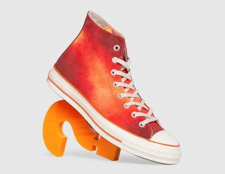 Converse x Concepts Chuck 70 Hi Orange / Red