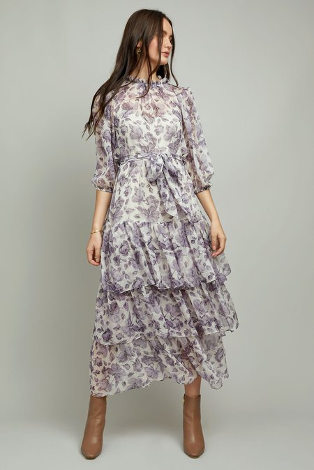 CHRISTY LYNN Sara Dress - Violette Nude