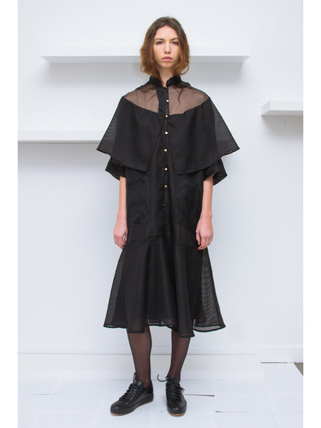 Suzanne Rae Bond Collar Dress