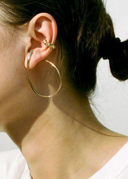 FARIS Slink Hoops - Bronze