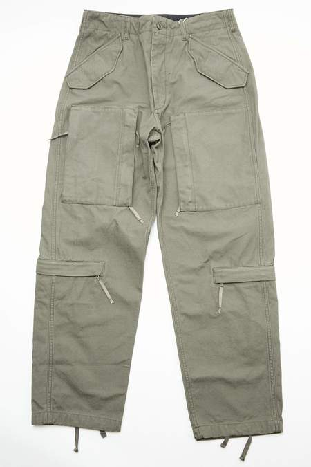 Engineered Garments Aircrew Pant - Olive