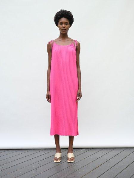 ELEVEN SIX SIMONE DRESS - FUCHSIA