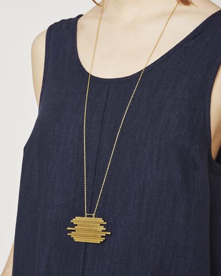 Laura Lombardi Mesa Necklace