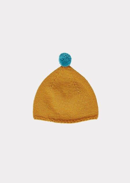 Kids Caramel Thyone Child Hat - Yellow