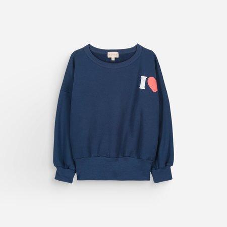 Kids We Are Kids Tony Kid's Sweatshirt - Midnight Blue