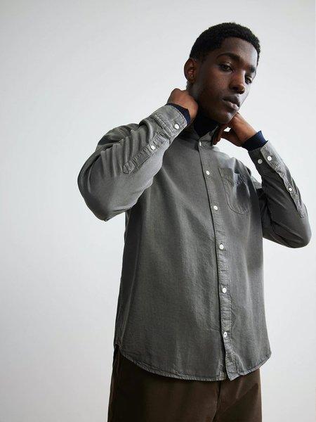NN07 Levon Shirt - Concrete