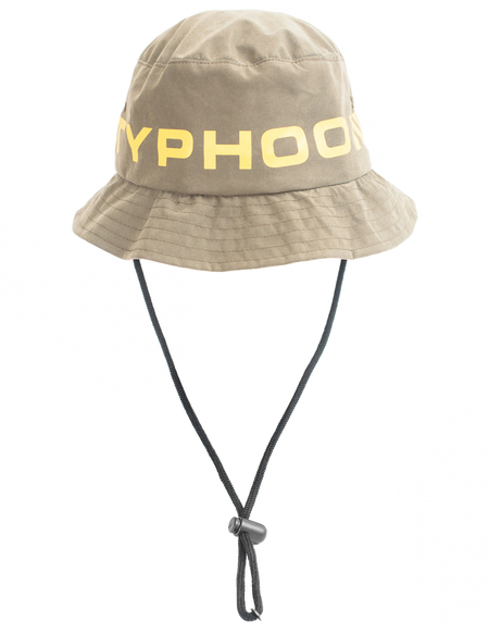 Greg Lauren Green Hat With Patches