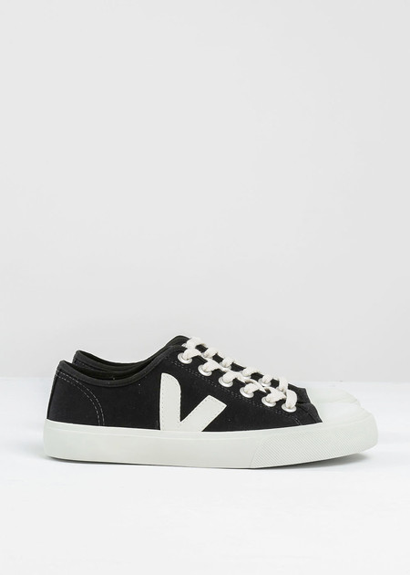 Veja Black Pierre Wata Canvas Sneaker