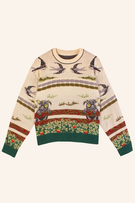 Meadows Farm Knit - Multi