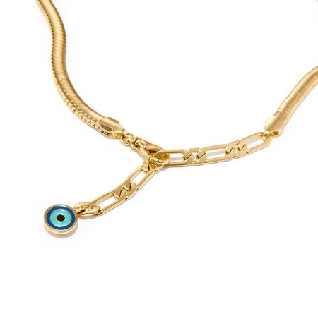 Jenny Bird Mavi Snake Chain - Gold