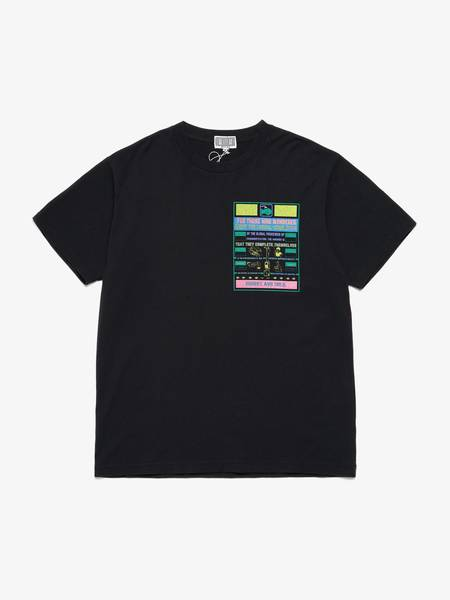 [Pre - Loved] Cav Empt Male Bought And Sold Print T-shirt