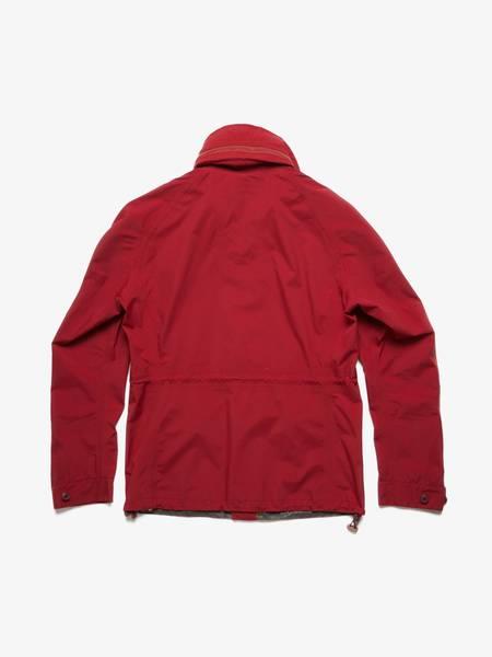 Visvim GoreTex Cotton and Rayon Windbreaker Jacket - Red