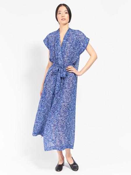 Rodebjer Olympia Chiffon Robe Dress