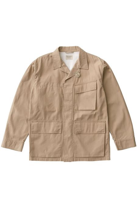 Nudie Jeans Torsten Ripstop Jacket | Beige