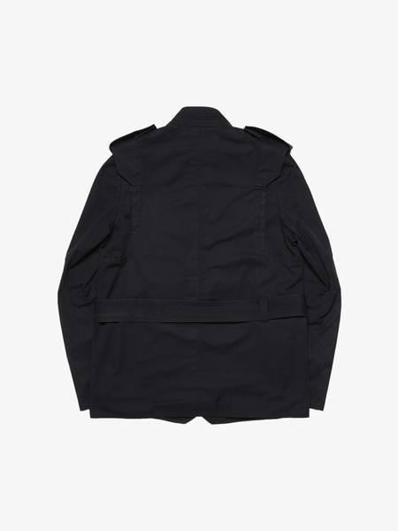 [Pre-Loved] Dior X Hedi Slimane Male Black Belted Cargo Jacket