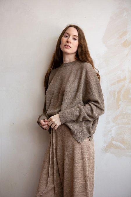 Lauren Manoogian Facil Pant - Oak Flax
