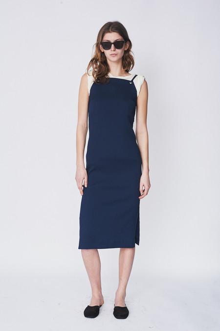 Nomia Plisse Suspension Dress