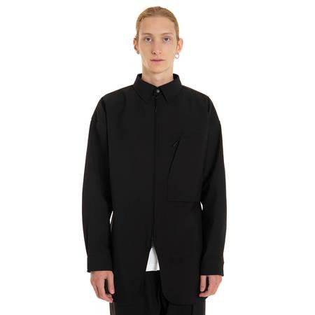 Y-3 Classic Bonded Ripstop Shirt - Black