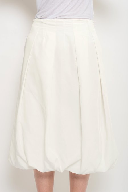 UMA Raquel Davidowicz Mero Nylon Midi Skirt