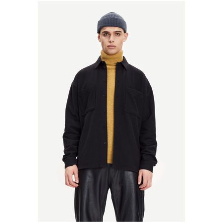 Samsoe Samsoe poul shirt - 11723 Black