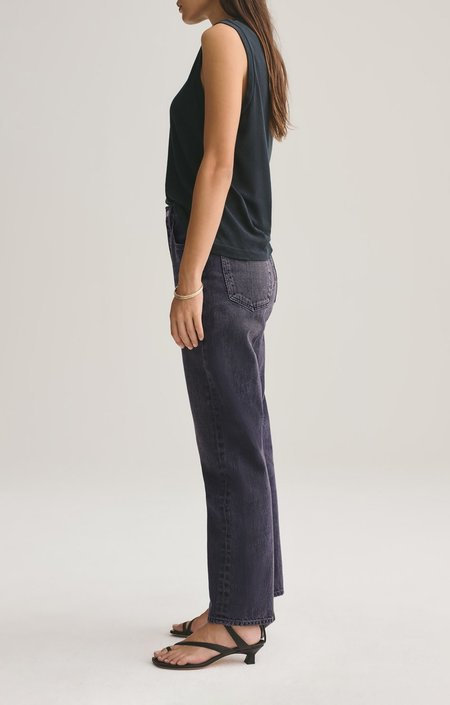 Agolde 90's Mid-Rise Loose Fit Jeans - Photogram