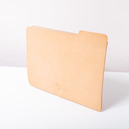Foxtrot Studio File Sleeve - Natural