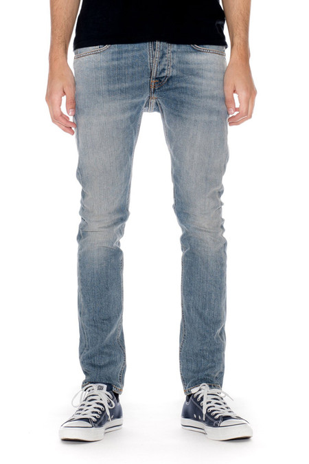 Nudie Jeans Tilted Tor | Authentic Contrast
