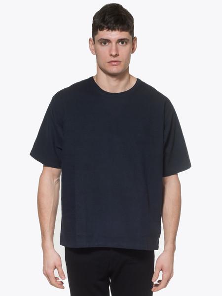 Saturdays Elliot Woven T-Shirt