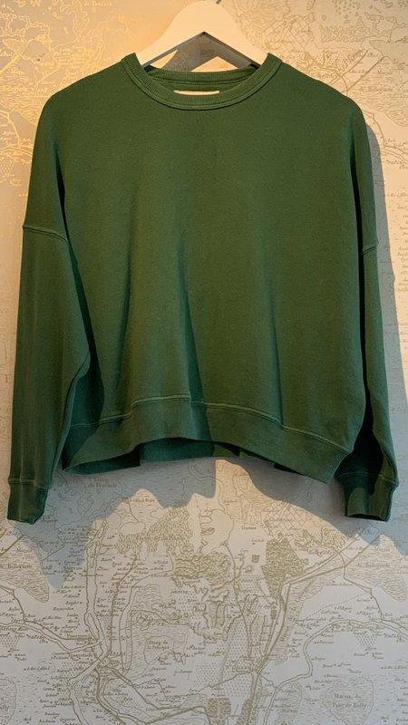 The Great. Teammate Sweatshirt - Green
