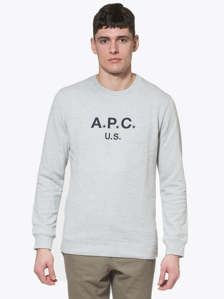 A.P.C. U.S. Sweat