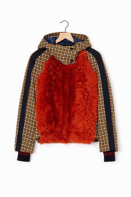 Marni Houndstooth Jacket