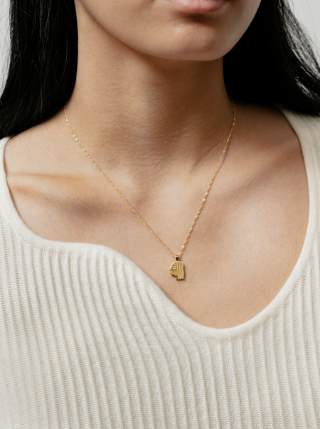 Wolf Circus Paloma Necklace - Gold
