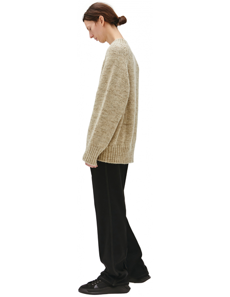 Maison Margiela with wide collar and cuffs Sweater