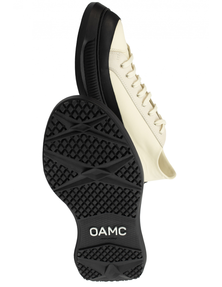 OAMC RUGGED SOLE SNEAKERS - white