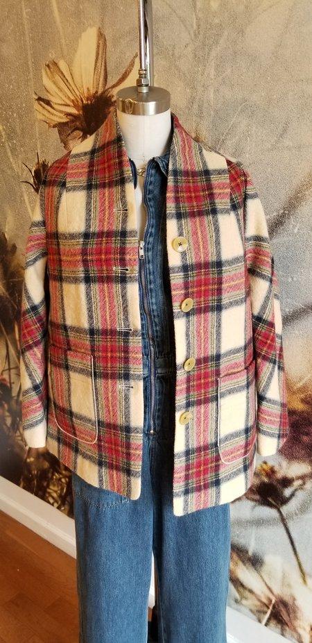 Bellerose Voyou Jacket - Check A