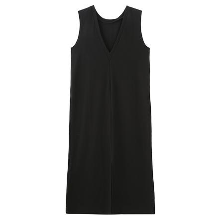 Matter Matters Graphic Tank Dress - black
