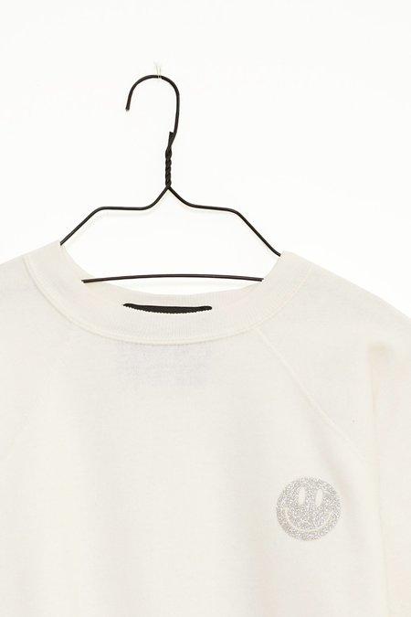 Aquarius Cocktail SAMY #54 sweatshirt - white