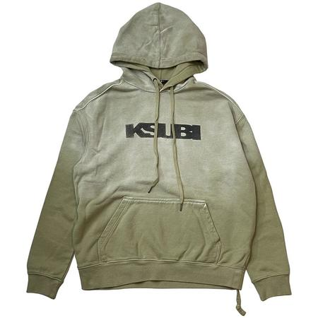Ksubi Sign Of The Times Biggie Hoodie sweater - Tan