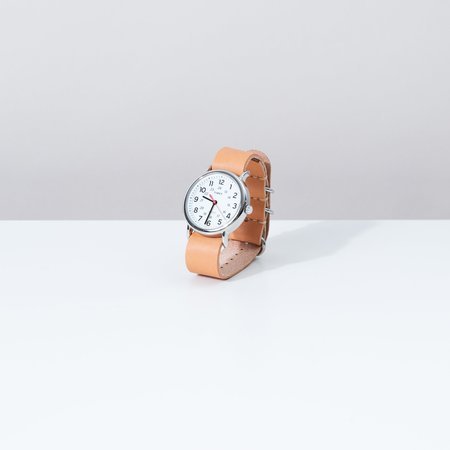 Foxtrot Studio Simple Watch - Natural
