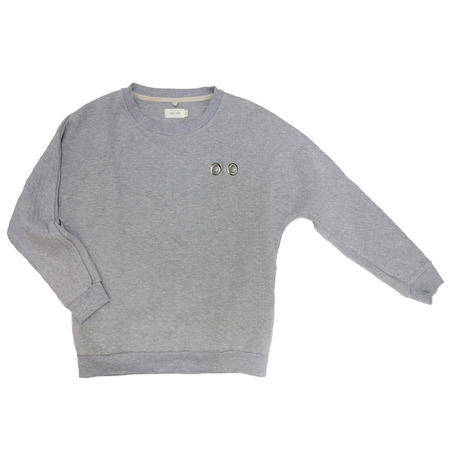Nico Nico Mars Dolman Pullover in Heather