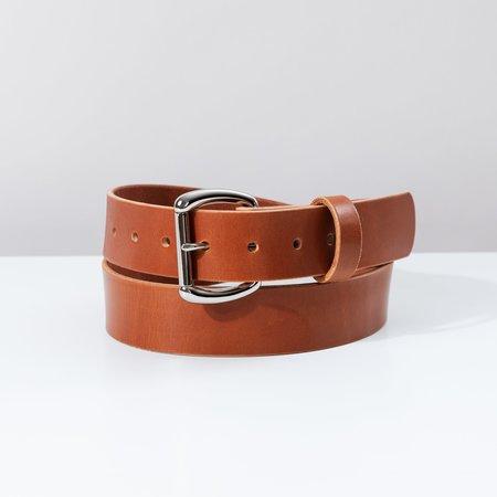 Foxtrot Studio Standard Belt - Cognac