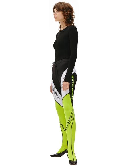 Vetements MOTO LOGO LEGGINGS - Multicolor