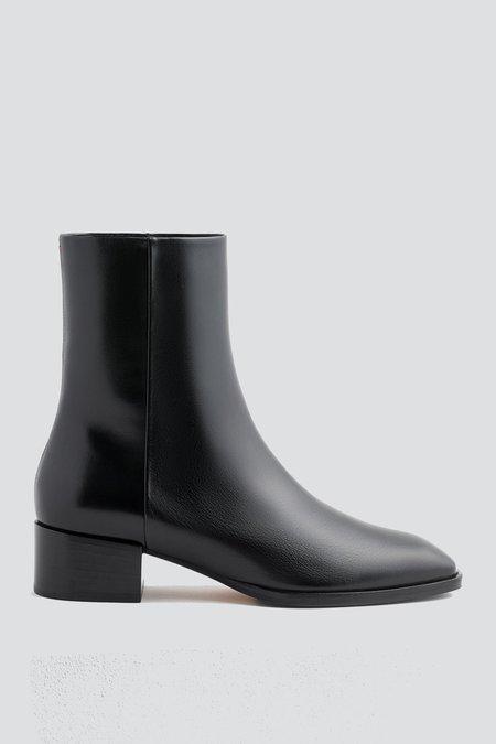aeydē Leather Lee Boot - Black