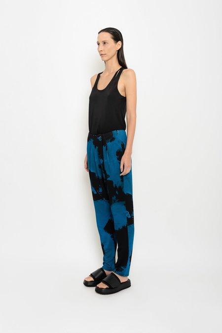 UMA Raquel Davidowicz Printed Stained Jersey Pants - Chapim