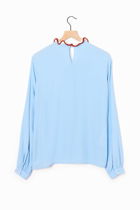Marni Washed Crepe Shirt