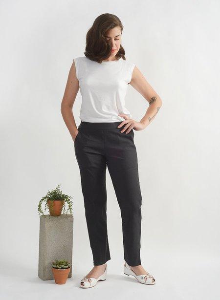 Meg Arch Pant - Grey