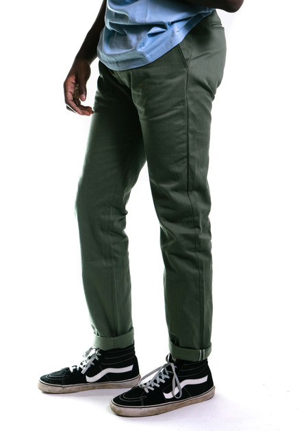 3Sixteen CH-55x (Olive Selvedge Chino)