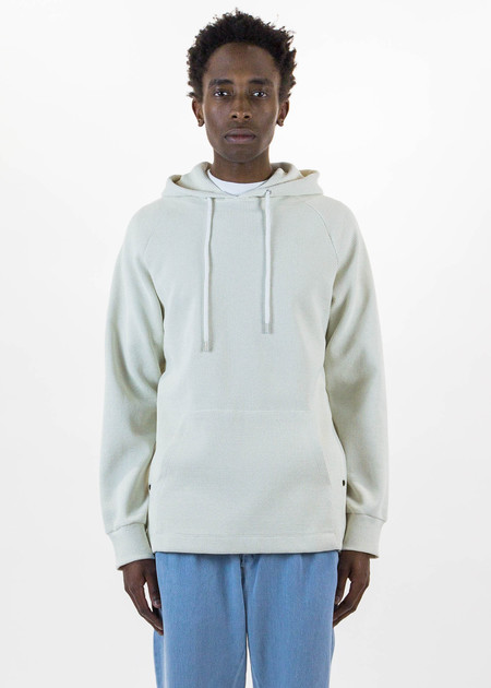 Etudes Off White Track Hoodie