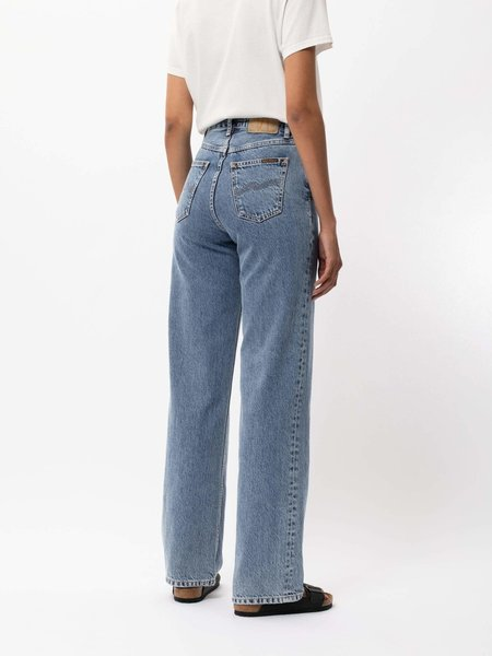 Nudie Jeans Clean Eileen Jeans - Gentle Fade