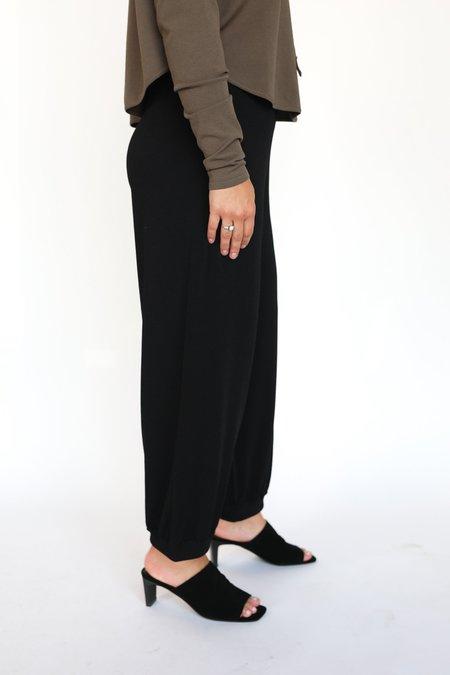 Sarah Pacini Cuffed Straight Leg Pants